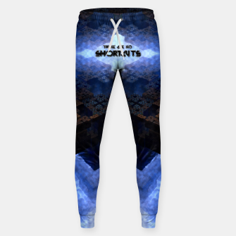 Thumbnail image of There Are No Shortcuts Cotton sweatpants, Live Heroes