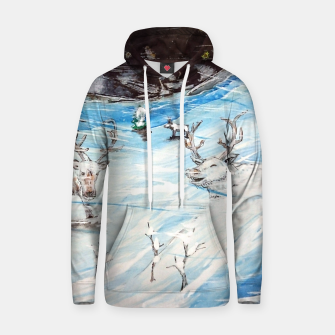 Thumbnail image of Finland Funland 1 Cotton hoodie, Live Heroes