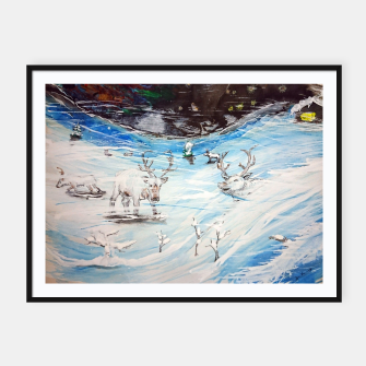 Thumbnail image of Finland Funland 1 Framed poster, Live Heroes
