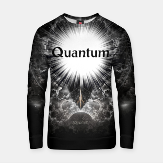 Thumbnail image of Quantum Cotton sweater, Live Heroes