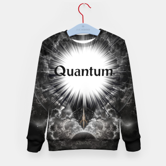 Thumbnail image of Quantum Kid's sweater, Live Heroes