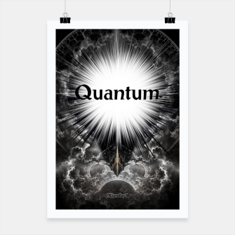 Thumbnail image of Quantum Poster, Live Heroes