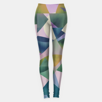 Thumbnail image of Madeira Mirage Leggings, Live Heroes