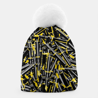 Thumbnail image of Writer's Tools Beanie, Live Heroes