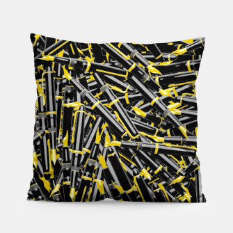 Thumbnail image of Writer's Tools Pillow, Live Heroes