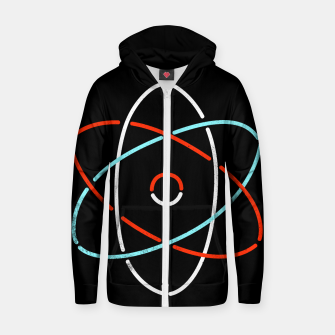 Thumbnail image of Science Zip up hoodie, Live Heroes