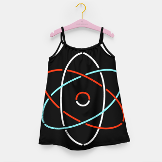 Science Girl's dress thumbnail image