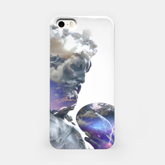 Miniature de image de Zeus 2 iPhone Case, Live Heroes