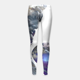 Thumbnail image of Zeus 2 Girl's leggings, Live Heroes