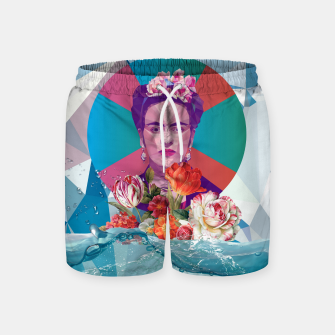 Collage XXXVII Swim Shorts thumbnail image