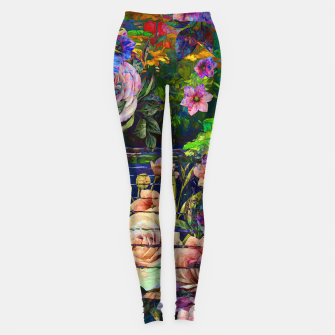 Thumbnail image of Collage LXX Leggings, Live Heroes