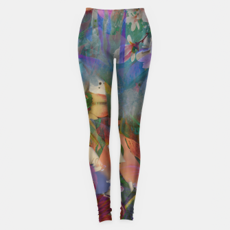 Thumbnail image of Collage LXXI Leggings, Live Heroes