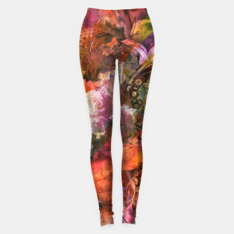 Thumbnail image of Collage LXII Leggings, Live Heroes