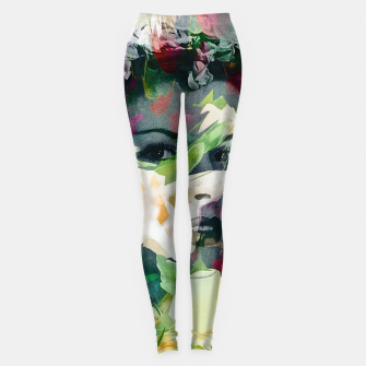 Thumbnail image of Collage LXXX Leggings, Live Heroes