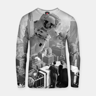 Thumbnail image of Astrocity Cotton sweater, Live Heroes