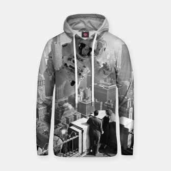 Thumbnail image of Astrocity Cotton hoodie, Live Heroes
