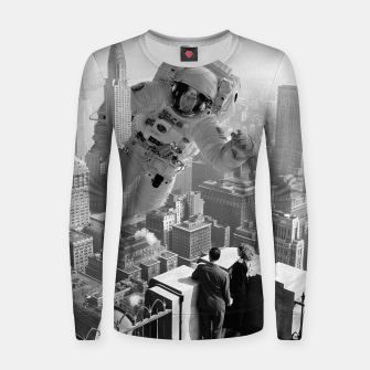 Thumbnail image of Astrocity Woman cotton sweater, Live Heroes