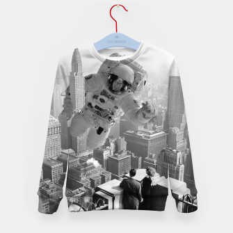 Thumbnail image of Astrocity Kid's sweater, Live Heroes
