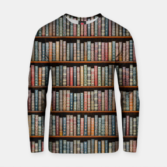 The Library Cotton sweater thumbnail image