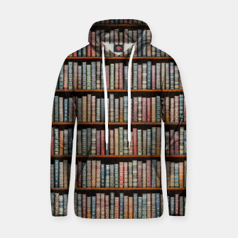 The Library Cotton hoodie thumbnail image