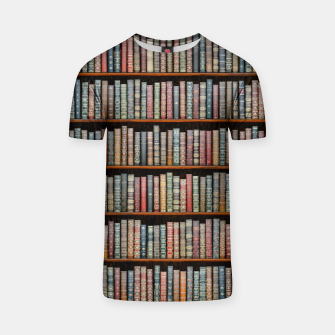 The Library T-shirt thumbnail image