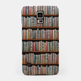 Thumbnail image of The Library Samsung Case, Live Heroes