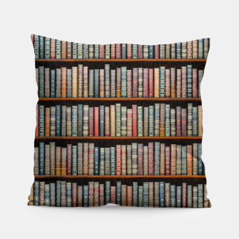 The Library Pillow thumbnail image