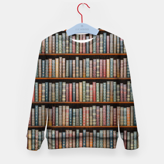 The Library Kid's sweater thumbnail image