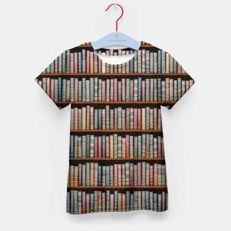 The Library Kid's t-shirt thumbnail image