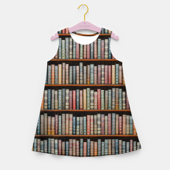 The Library Girl's summer dress thumbnail image