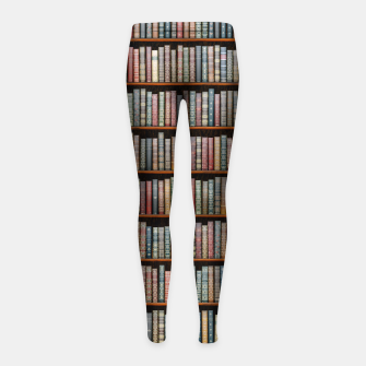 The Library Girl's leggings thumbnail image