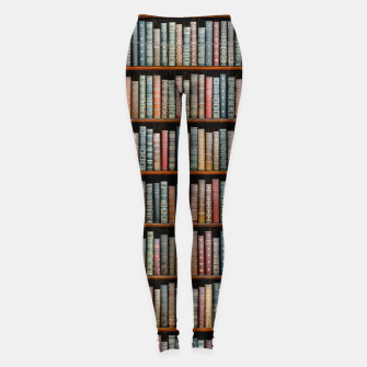 Thumbnail image of The Library Leggings, Live Heroes