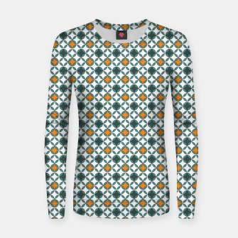 Thumbnail image of Interstellar Woman cotton sweater, Live Heroes