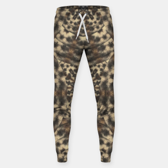 Thumbnail image of I am big cat with sweet catpaws decorative Cotton sweatpants, Live Heroes