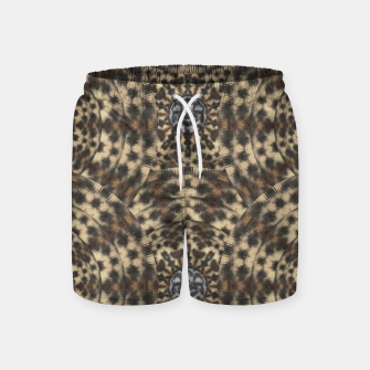 Thumbnail image of I am big cat with sweet catpaws decorative Swim Shorts, Live Heroes