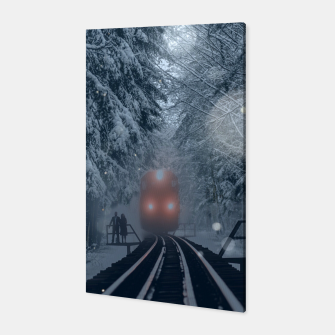 Thumbnail image of Polar Express Canvas, Live Heroes