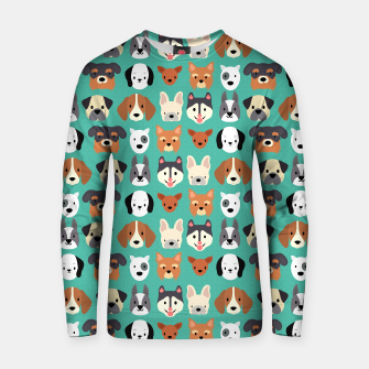 Miniatur Doggos Cotton sweater, Live Heroes