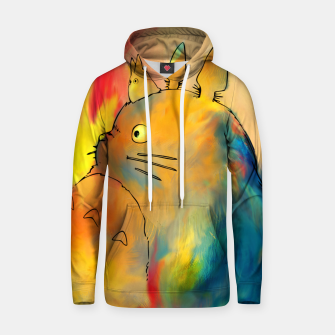 Thumbnail image of totoro Cotton hoodie, Live Heroes