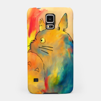 Thumbnail image of totoro Samsung Case, Live Heroes