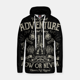 Miniaturka The Great Adventure Cotton hoodie, Live Heroes