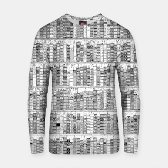 Thumbnail image of The Library II Cotton sweater, Live Heroes