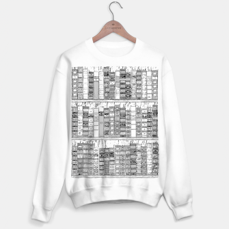 Thumbnail image of The Library II Sweater regular, Live Heroes