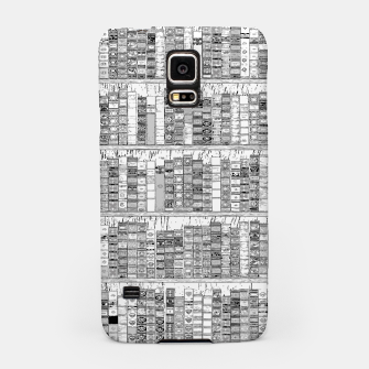Miniatur The Library II Samsung Case, Live Heroes