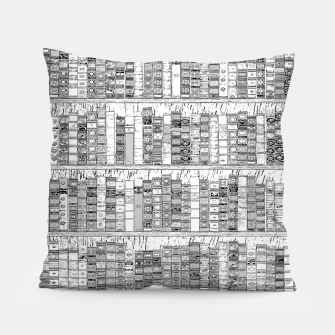Thumbnail image of The Library II Pillow, Live Heroes