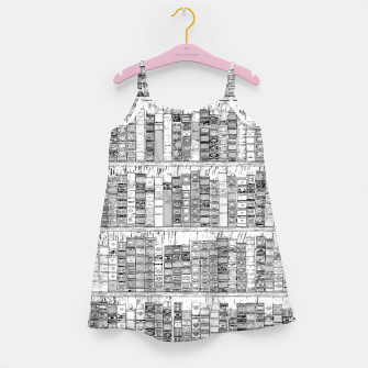 Thumbnail image of The Library II Girl's dress, Live Heroes