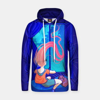 Thumbnail image of Dreamers Cotton hoodie, Live Heroes