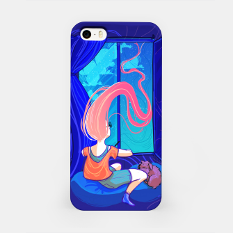 Miniature de image de Dreamers iPhone Case, Live Heroes