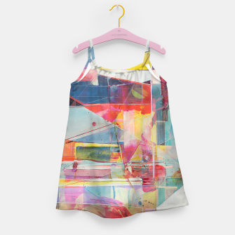 Miniaturka Urbanity III Girl's dress, Live Heroes