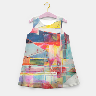 Miniaturka Urbanity III Girl's summer dress, Live Heroes