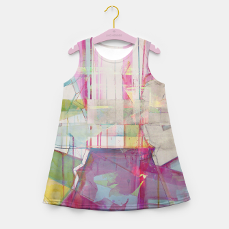 Miniaturka Urbanity II Girl's summer dress, Live Heroes